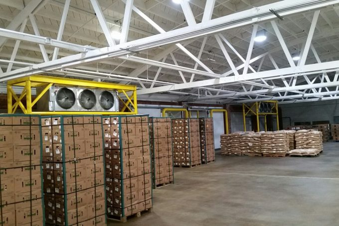 Cold Storage Facilities Turn to Technology to Boost